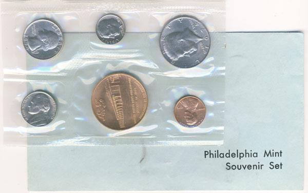 1975 Philadelphia Mint Souvenir Set