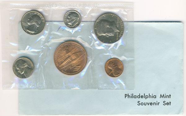 1976 Philadelphia Mint Souvenir Set