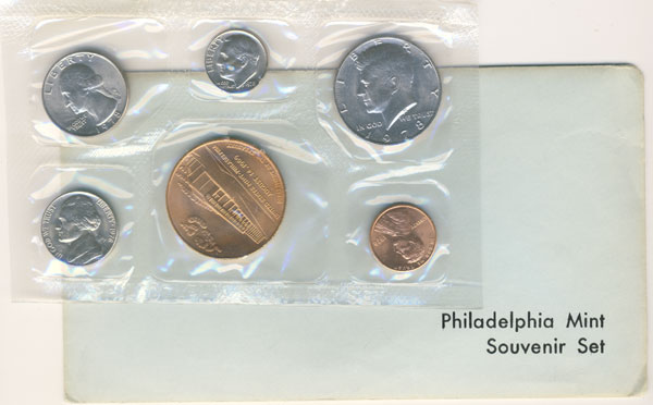 1978 Philadelhia Mint Souvenir Set