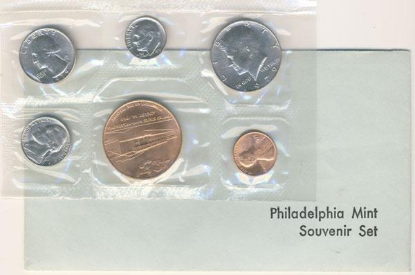 1979 Philadelphia Mint Souvenir Set