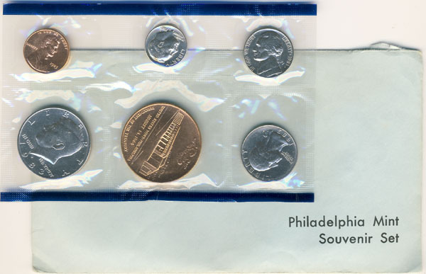 1983 Philadelphia Mint Souvenir Set
