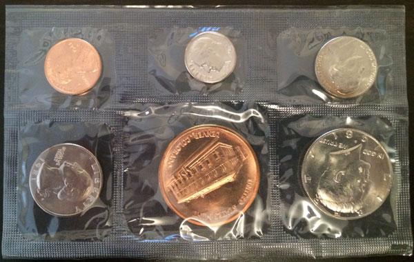 United States Mint Souvenir Sets